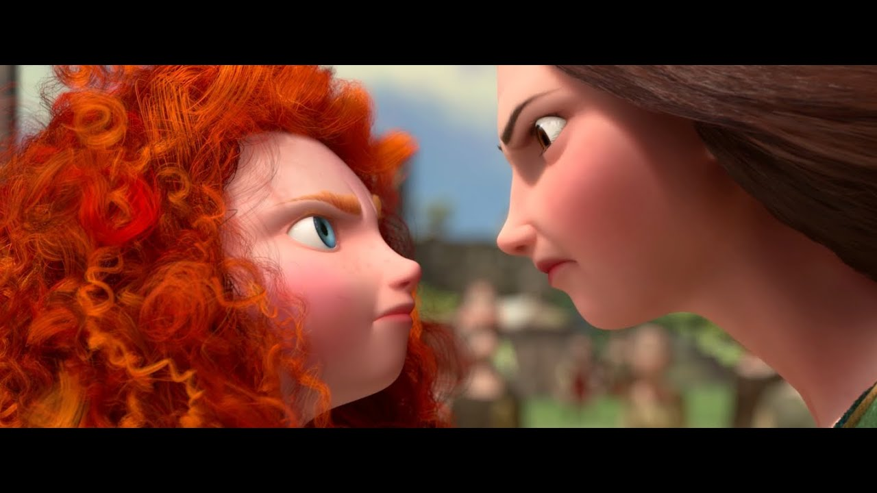 Movie Trailer #2:  Brave (2012)