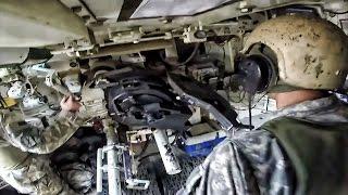 U.S. Army Artillery • Inside The M109A6 Paladin