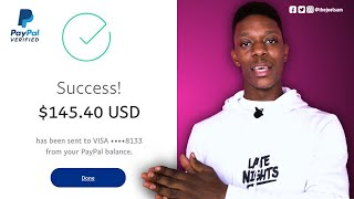 HOW TO WITHDRAW MONEY FROM PAYPAL IN GHANA (2020) || BEST STRATEGY