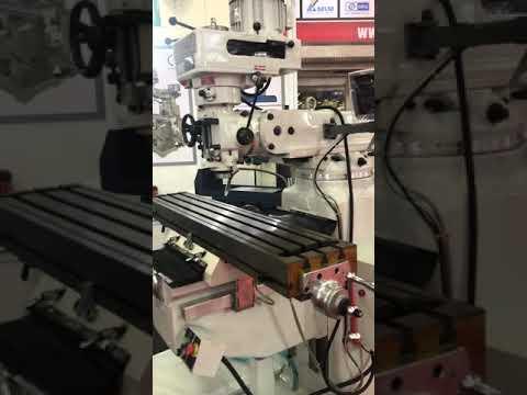 ACCUCUT Vertical Milling Machine - CE Certified