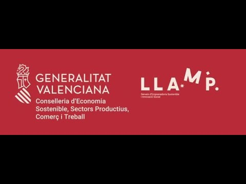 Nace LLAMP como una marca paraguas para agrupar el emprendimiento de impacto de la Generalitat Valenciana[;;;]Roda de Premsa LLAMP[;;;]
