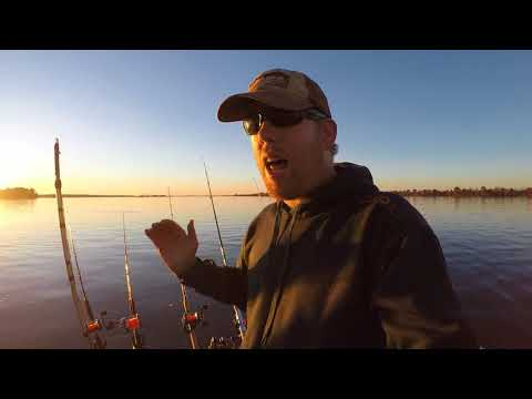 Best Catfishing Rod / Reels for Big River Catfish – 9 rod review