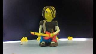 Mechanic God Creation Solo in Stop Motion