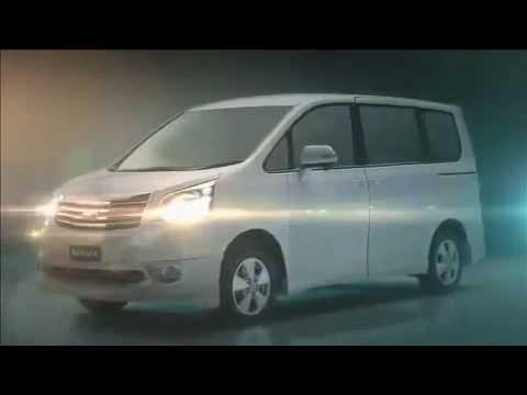 Toyota NAV1 Promo Video