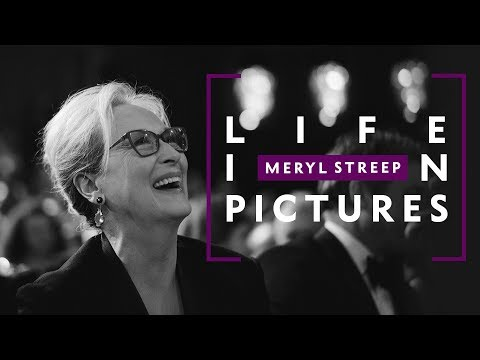 Meryl Streep: A Life In Pictures