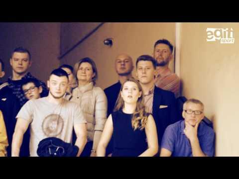 Kulisy meczu koszykówki: Stomil Olsztyn - Gryf Prabuty