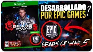 ¡¡GEARS OF WAR 5 DESARROLLADO POR EPIC GAMES??!! | Gonner