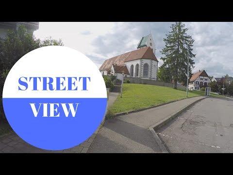 STREET VIEW: Owingen im Bodenseekreis in GERMANY