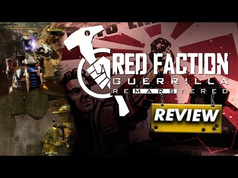 Red Faction Guerrilla Re-Mars-tered: REVIEW video thumbnail