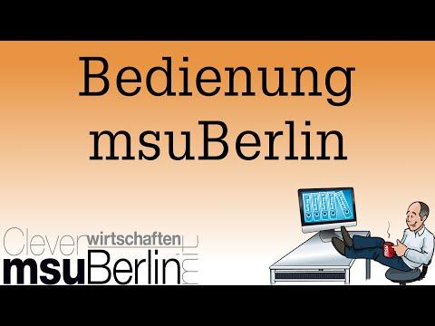 Mac & PC - Angebote erstellen & Angebotsverwaltung in der msuLinie