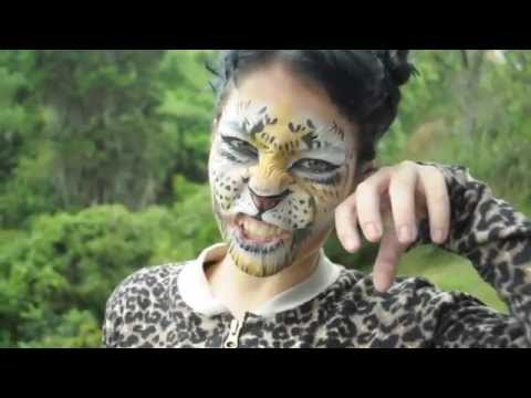 Disfraz de leopardo - Marketing Personal