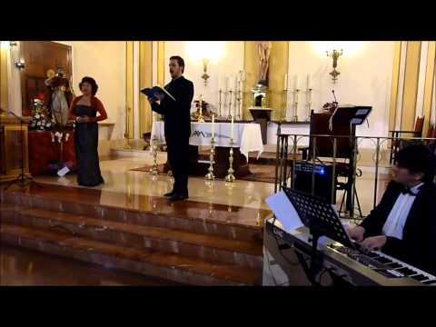 Ópera- dúo de la Flauta Mágica- Soprano-barítono y pianista