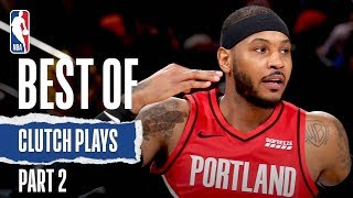 Best Of Clutch Plays | Part 2 | 2019-20 NBA Season