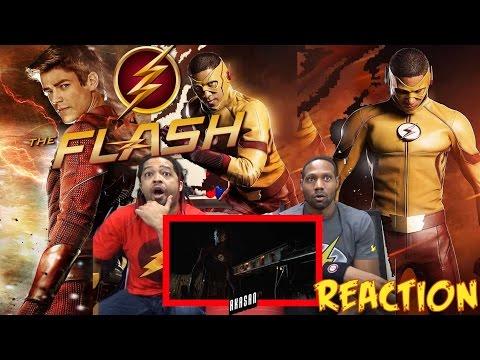 'The Flash' Season 3, Episode 1- REACTION & REVIEW - 'FLASHPOINT'
