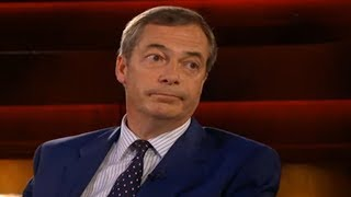 """""""Own your s**t, Nigel"""" - Alastair Campbell 