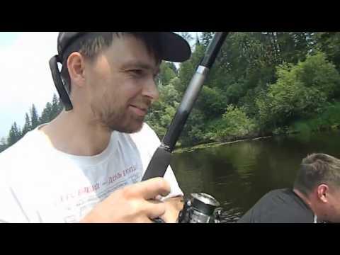Чадобец. Рыбалка. Щука-СУКА........