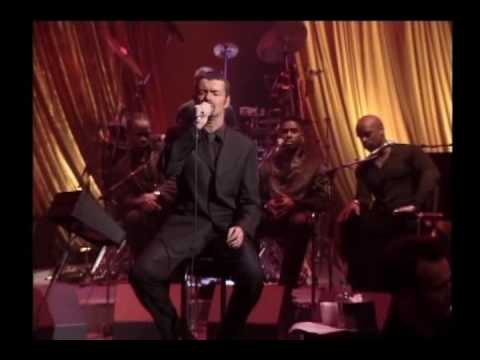 Джордж Майкл - George Michael - I Can't Make You Love Me - музыкальный клип