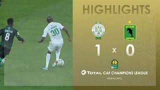 CL  CAF : Raja Club Athletic 1-0 AS Vita Club