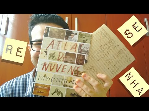 #37-L - Atlas de Nuvens, de David Mitchell