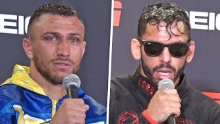 Vasyl Lomachenko vs Jorge Linares | FULL POST FIGHT PRESS CONFERENCE