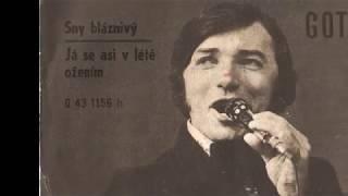 Karel Gott - Já se asi v létě ožením (1971)