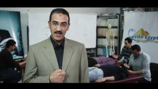 Osteopathy, OsteoEgypt,.هشام خليل, History of Osteopathy in Middle East