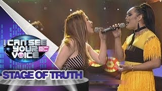 I Can See Your Voice PH: Becky Naman with Angeline Quinto | Stage Of Truth