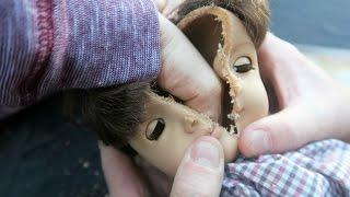 Whats Inside An American Girl Doll | SKIT