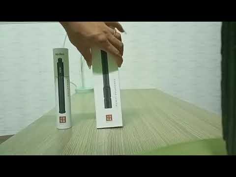 Trên tay và  So sánh gậy thoát hiểm khẩn cấp xiaomi nextool gen 1 và gen 2 tích hợp kích điện