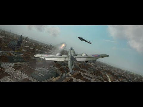 Видео № 0 из игры Air Conflict: Secret Wars Ultimate Edition [PS4]