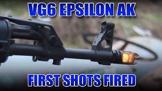 VG6 Epsilon AK - AK47 Muzzle Brake