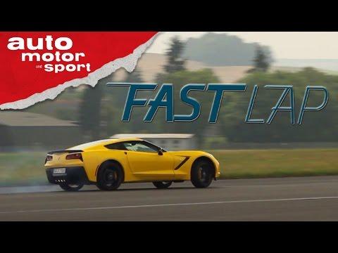 Corvette C7: Wow, wer hätte das gedacht!? - Fast Lap | auto motor und sport