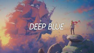 William Black - Deep Blue ft. Monika Santucci (Lyrics)