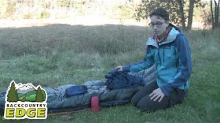 How to Choose a Sleeping Bag: Temperature Ratings