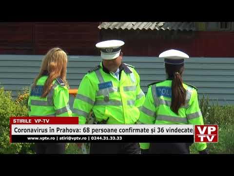 Coronavirus în Prahova: 68 persoane confirmate și 36 vindecate