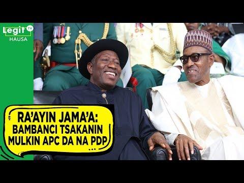 Ra'ayoyin jama'a: Bambanci tsakanin mulkin APC da na PDP | Legit TV Hausa