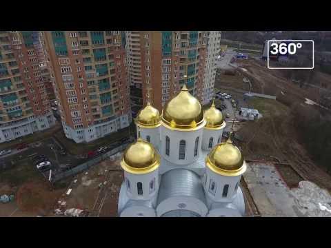 Храм матроны московской в кемерово