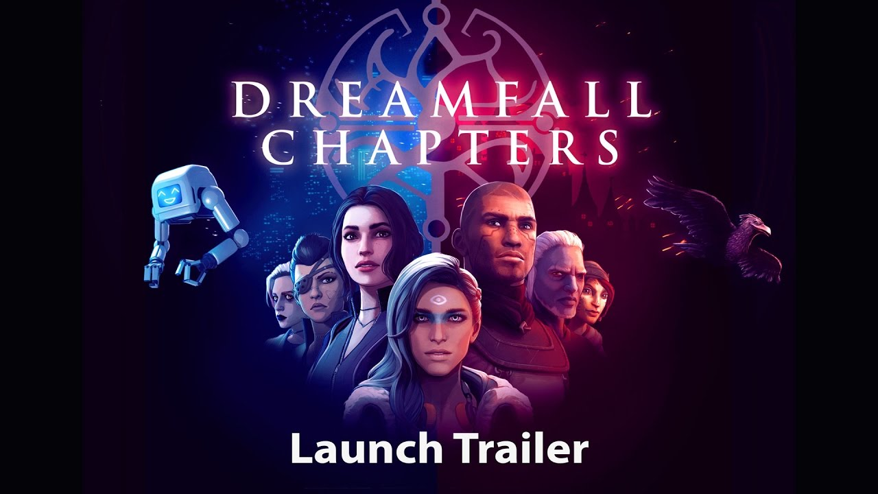 Trailer di Dreamfall Chapters