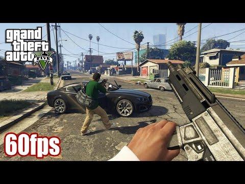 Видео № 2 из игры Grand Theft Auto V (GTA 5) [PS3]