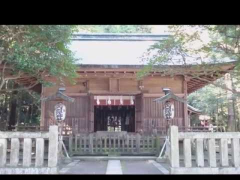 賀茂神社 Kamo Shrine (桐生市)