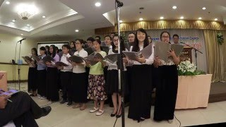 Gethsemane Youth Choir - Collection Of Christmas Hymns