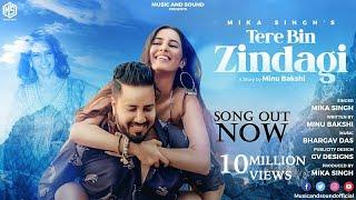 Tere Bin Zindagi Song Lyrics in English– Mika Singh