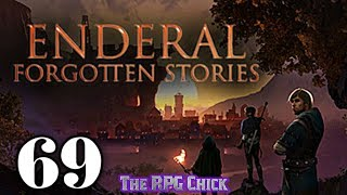 Let's Play Enderal - Forgotten Stories (Skyrim Mod - Blind), Part 69: West Channel