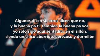 Paulo Londra   Forever Alone (LETRA)