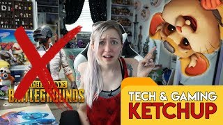 PUBG LAWSUIT UPDATE & AI SPACE ROBOTS | #Ketchup on Tech & Gaming with  TradeChat