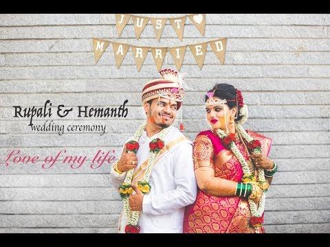 South Indian Traditional Wedding Film