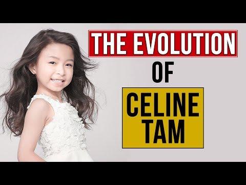 The Evolution of Celine Tam (2012 -2017) | Before America's got talent