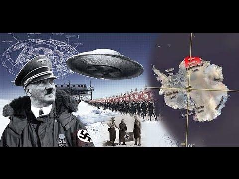 IMPACTANTE, LA GRAN CONSPIRACIÓN DE LOS OVNIS NAZIS