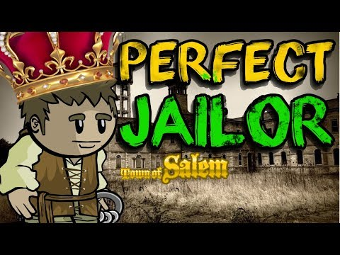 PERFECT JAILOR | Town Of Salem Ranked Game Mp3