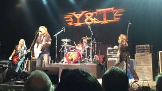 Y&T Hurricane Live Complete